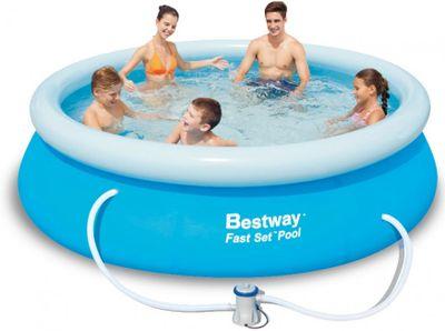 Bazén 2,44x0,66 s filtráciou BESTWAY 57268