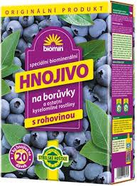 Forestina Na čučoriedky 1 kg Biomin