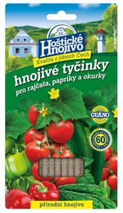 Forestina Hnojivové tyčinky pre paradajky, papriky a uhorky 90 g