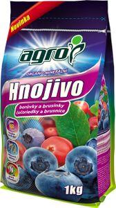 Agro CS Na čučoriedky 1 kg OM
