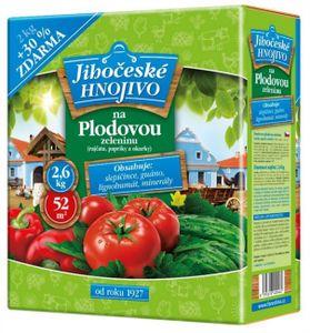 Forestina Na plodovú zeleninu 2,6 kg Juhočeské hnojivo