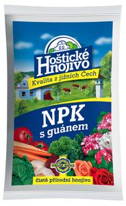 Forestina NPK s guánom 1 kg