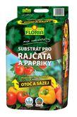 Substrát na paradajky, papriky 40 L Floria