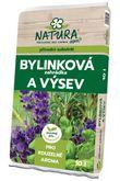 Substrát pre bylinky 10 L NATURA