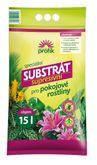 Substrát pre izbové rastliny Profík 15 L