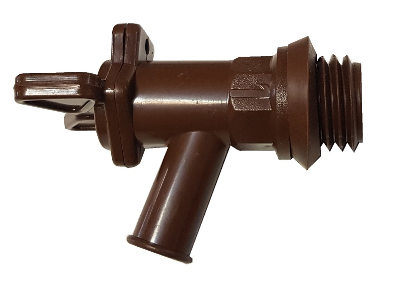16bf6ca50 Plastový ventil na sud ROTO | Vinárske veci