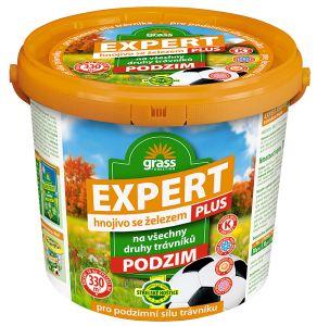 Forestina Expert na trávnik plus železo 10 kg jesenné