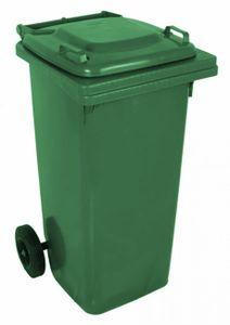 Popolnica 120 L ICS zelená